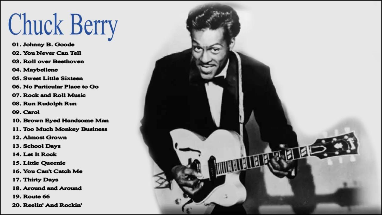 Algunos creen que el de Missouri se merece más el título de rey del rock que el mísmisimo Elvis. Foto: Youtube