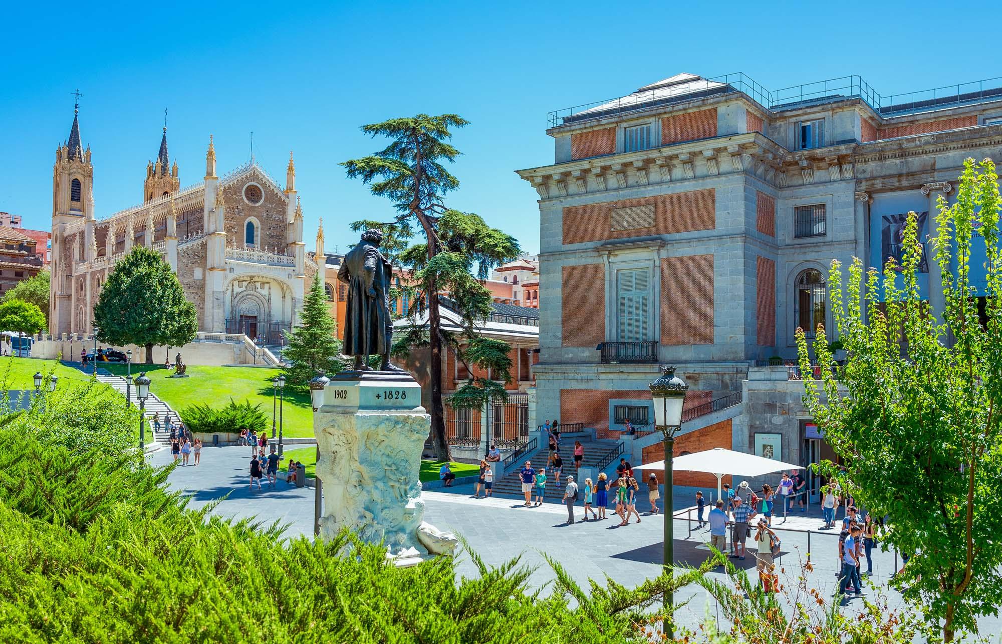 En 2019, el Museo del Prado cumple 200 años. Foto: Shutterstock.