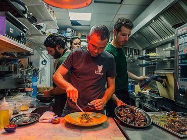 Restaurante 'La Palera' (Cabo de Palos, Murcia)