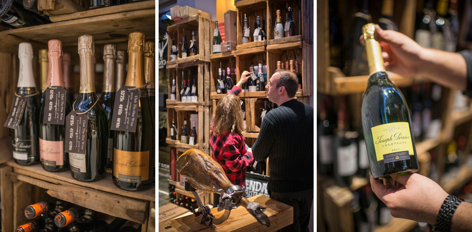 'Champagne' de pequeños productores franceses de parcelas centenarias.