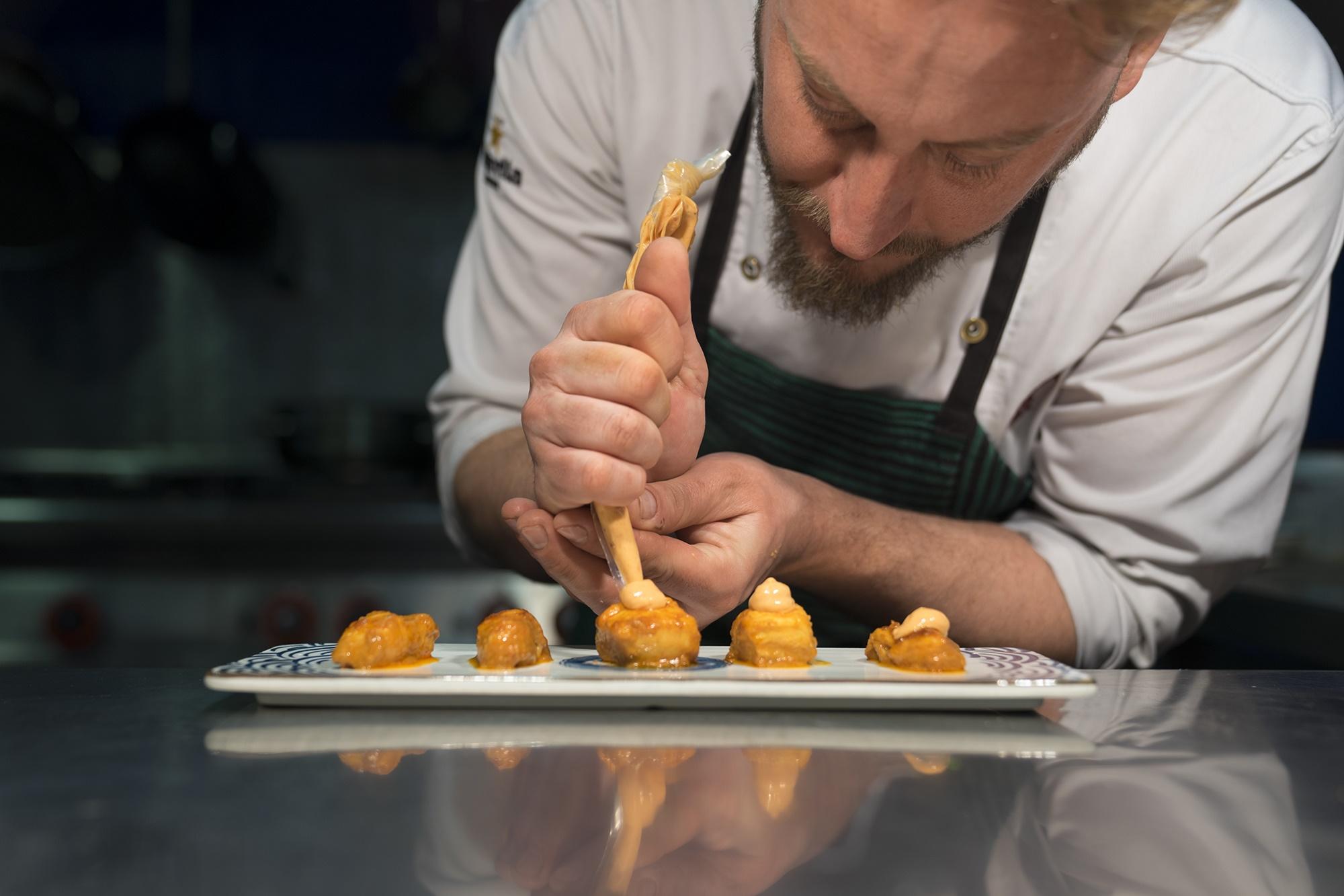 Restaurante 'Bache' (Madrid)