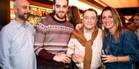 Fiesta Pre Gala Soles (San Sebastián) - Begoña Rodrigo con más cocineros