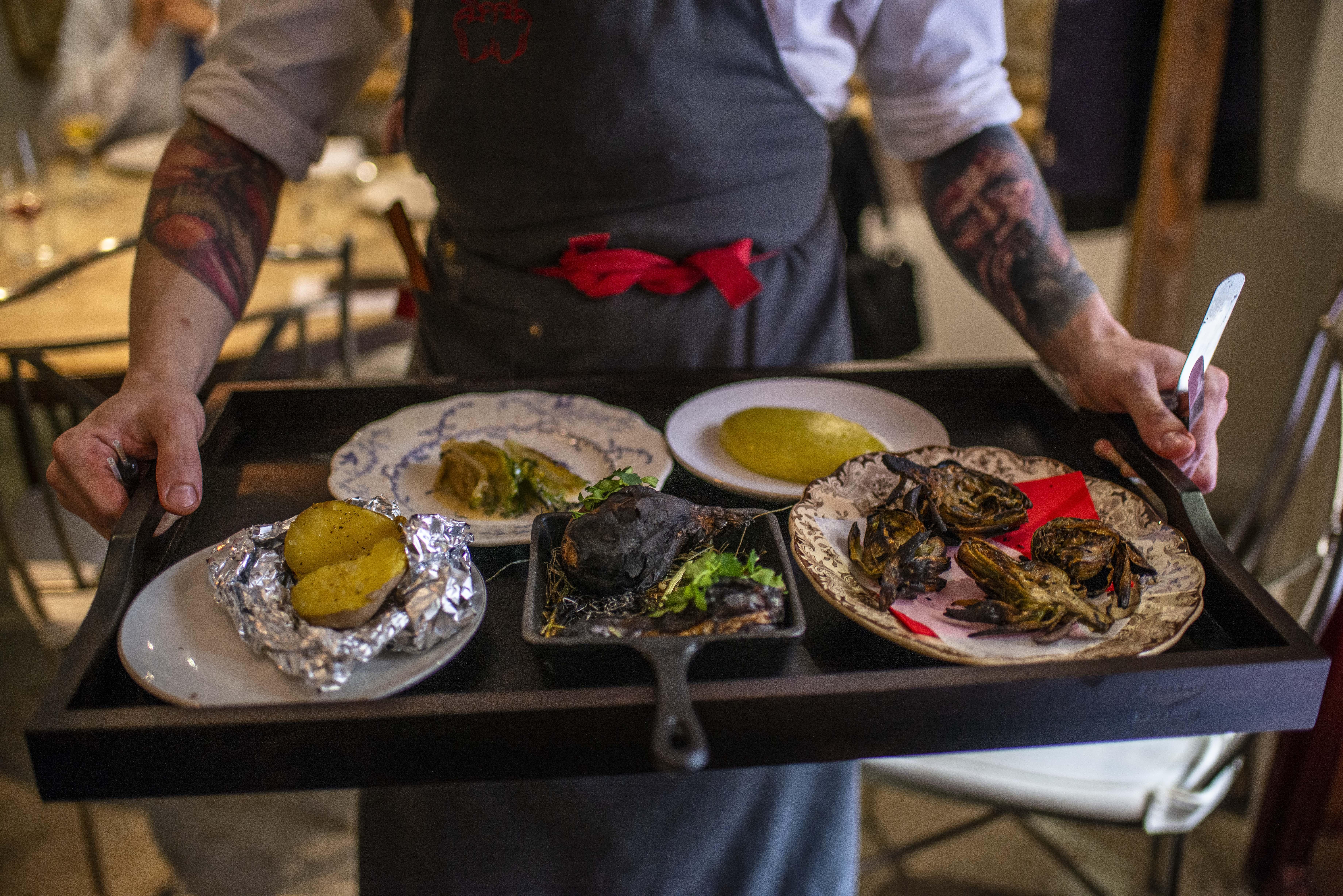 La alcachofa y la cebolla son dos de las verduras más antiguas del Mediterráneo.