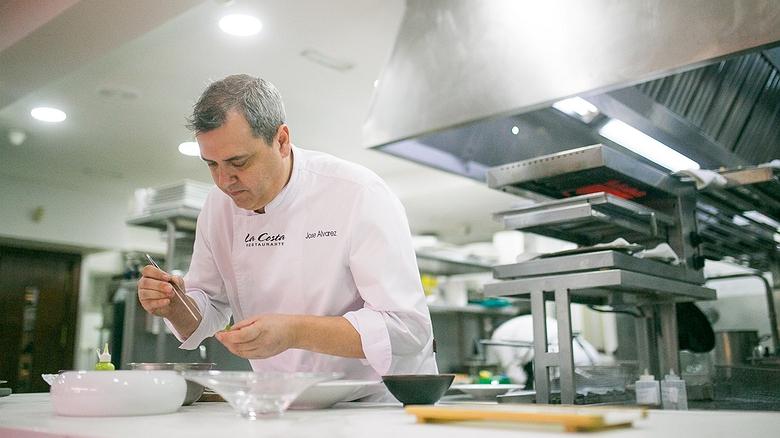 José Álvarez ('La Costa'): sus restaurantes favoritos