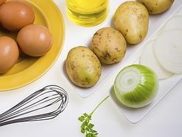 La tortilla de patatas perfecta