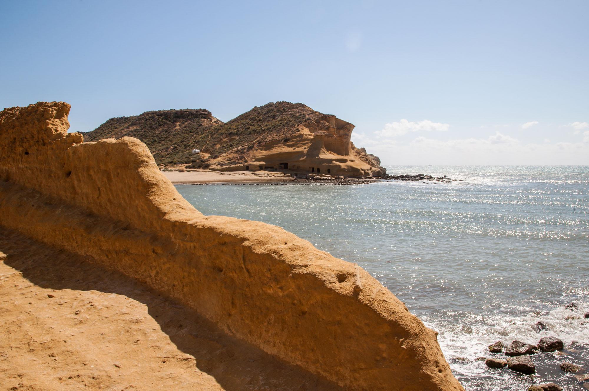 Una playa que para los autóctonos es la Cala Cerrada de toda la vida.