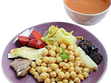 Los 10 mejores cocidos madrileños