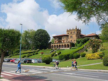 Un paseo por las grandes villas de Getxo (Vizcaya)