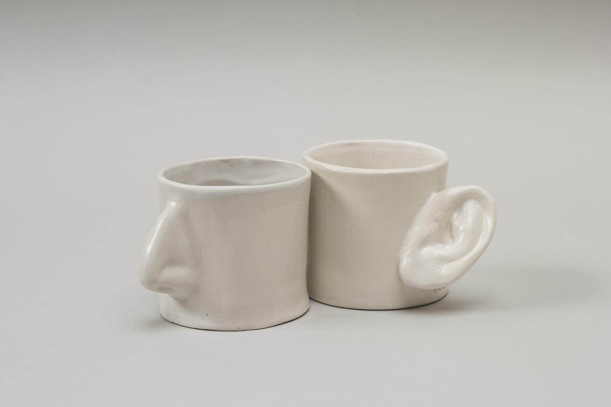 Con estas tazas serás el más original de la oficina a la hora del café. Foto: Flora de Veiga.