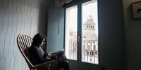 Galería hoteles con vistas. Hotel Ayllón.