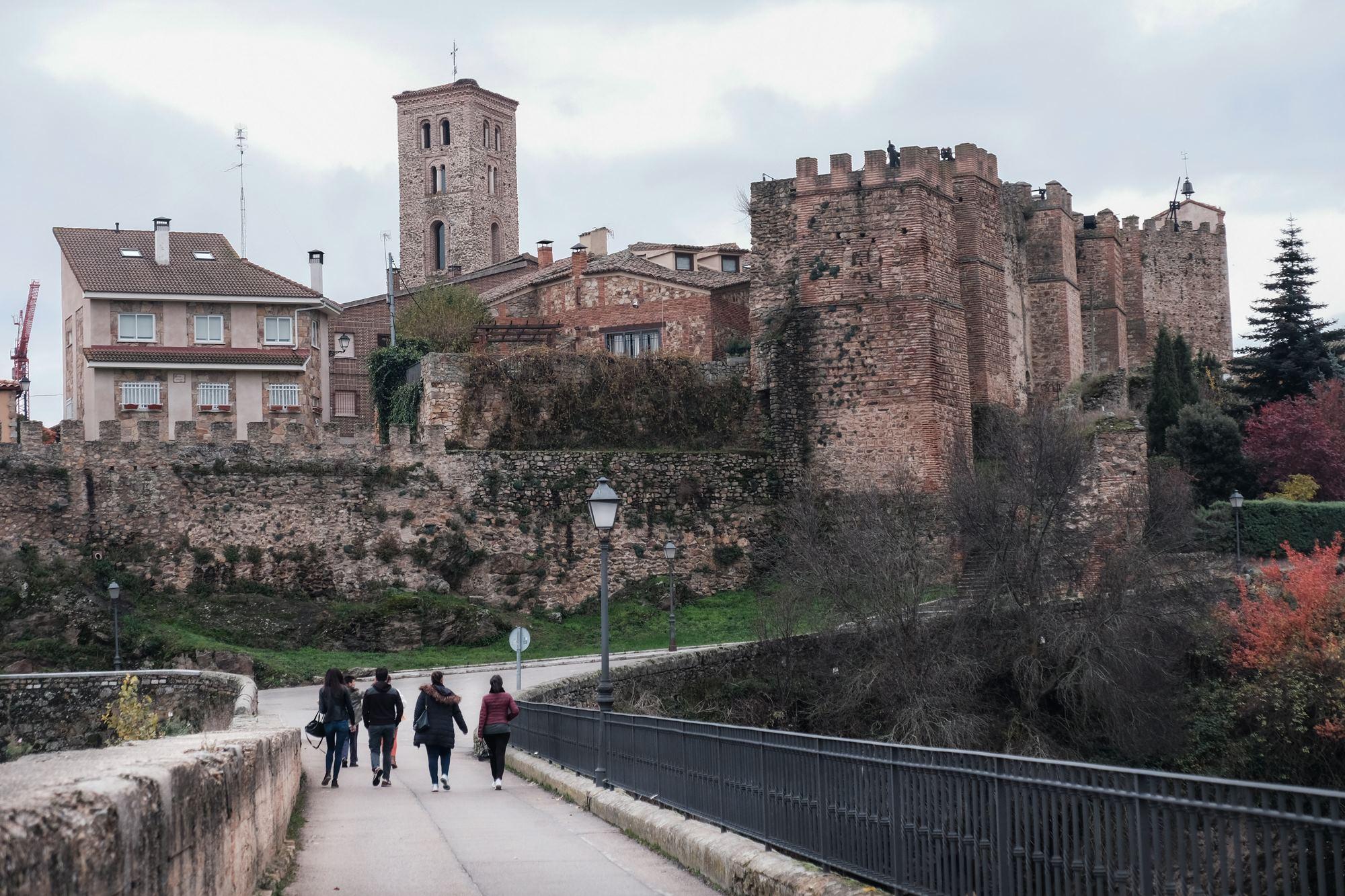 La panóramica desde el Puente del Arrabal o Puente Viejo, imperdible.