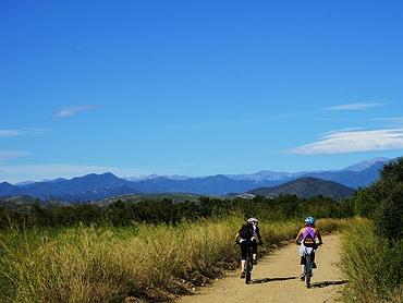 Rutas en bicicleta por la Costa Brava