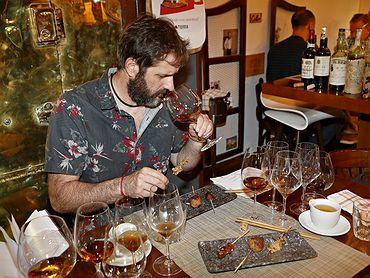 Restaurante 'Matritum' (Madrid - Cava Alta)
