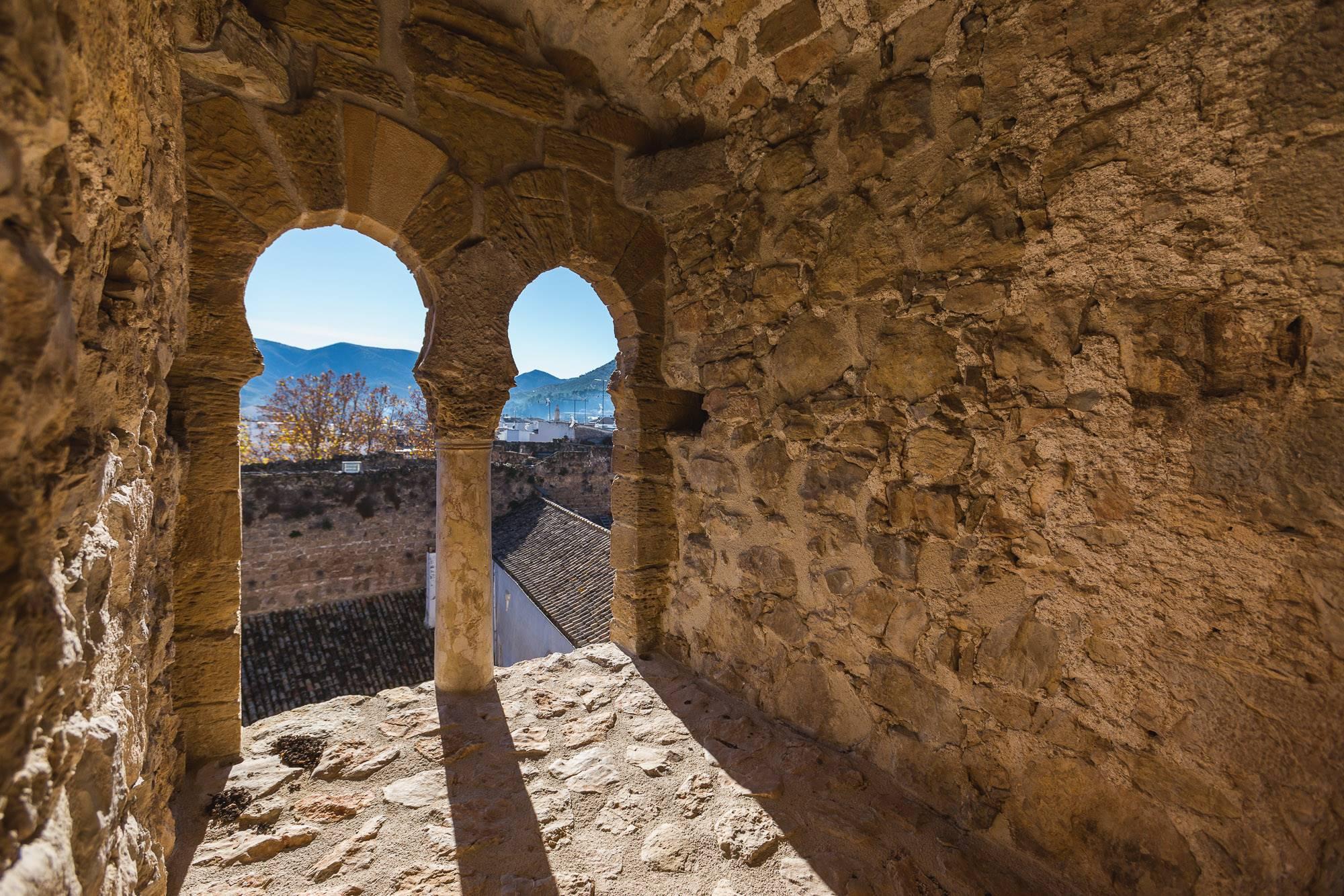 La Torre del Homenaje y su panorámica, parada obligatoria si vas al castillo de Priego.
