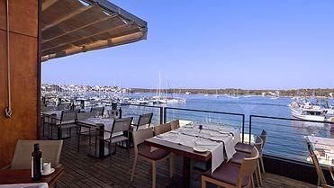 Restaurantes con vistas al mar