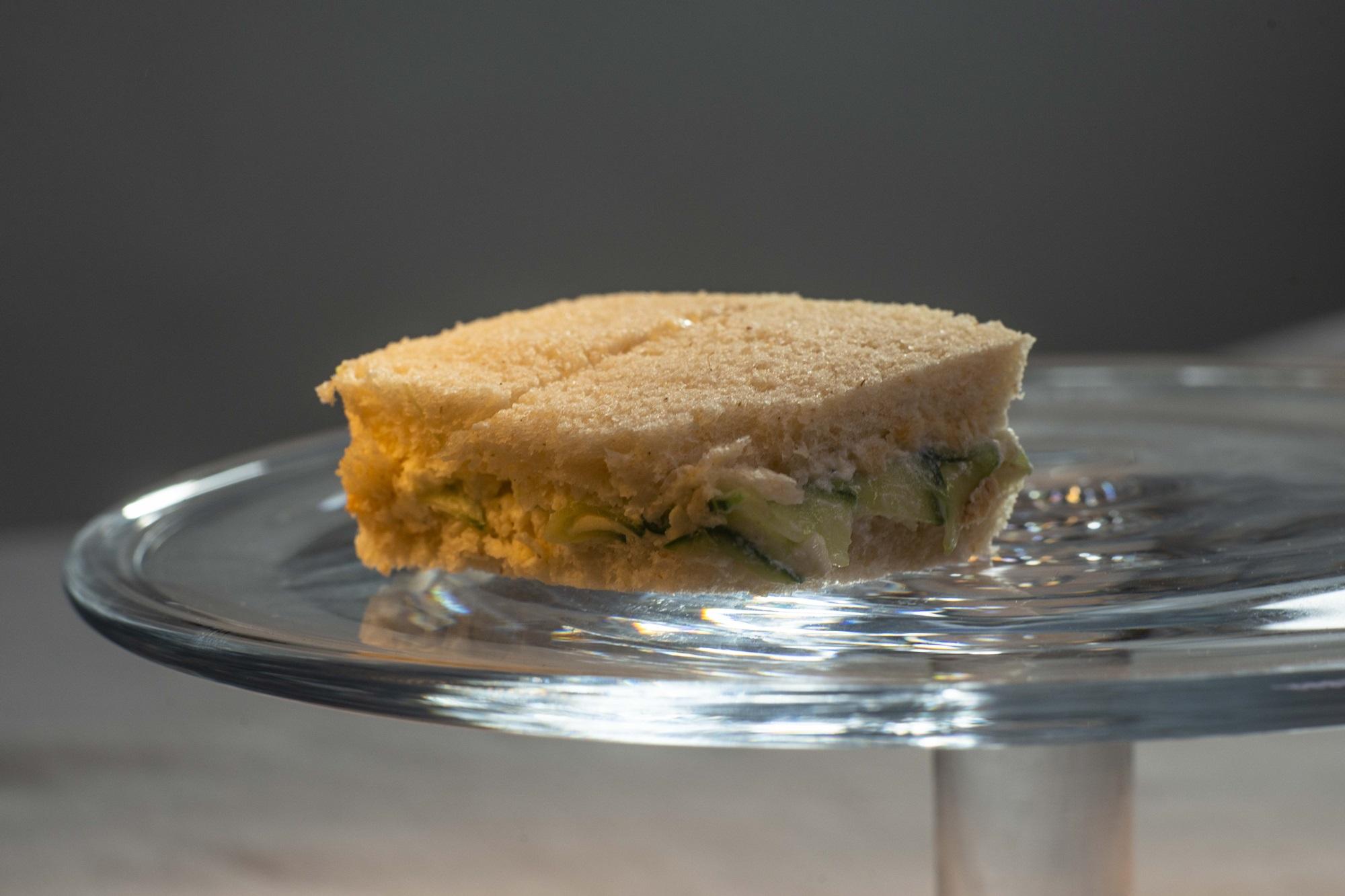 Sandwich de pepino 2