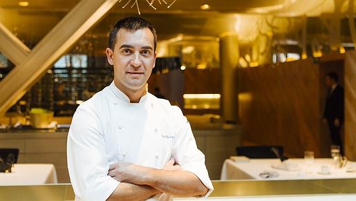 Restaurante 'Lasarte' de Martín Berasategui (Barcelona)