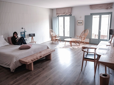 'Hotel Ayllón' (Ayllón, Segovia)