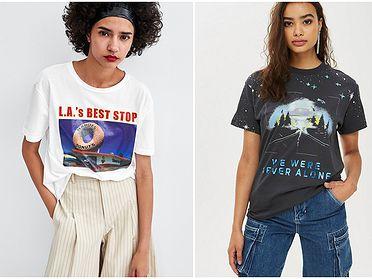 Camisetas con diseños inspirados en la carretera