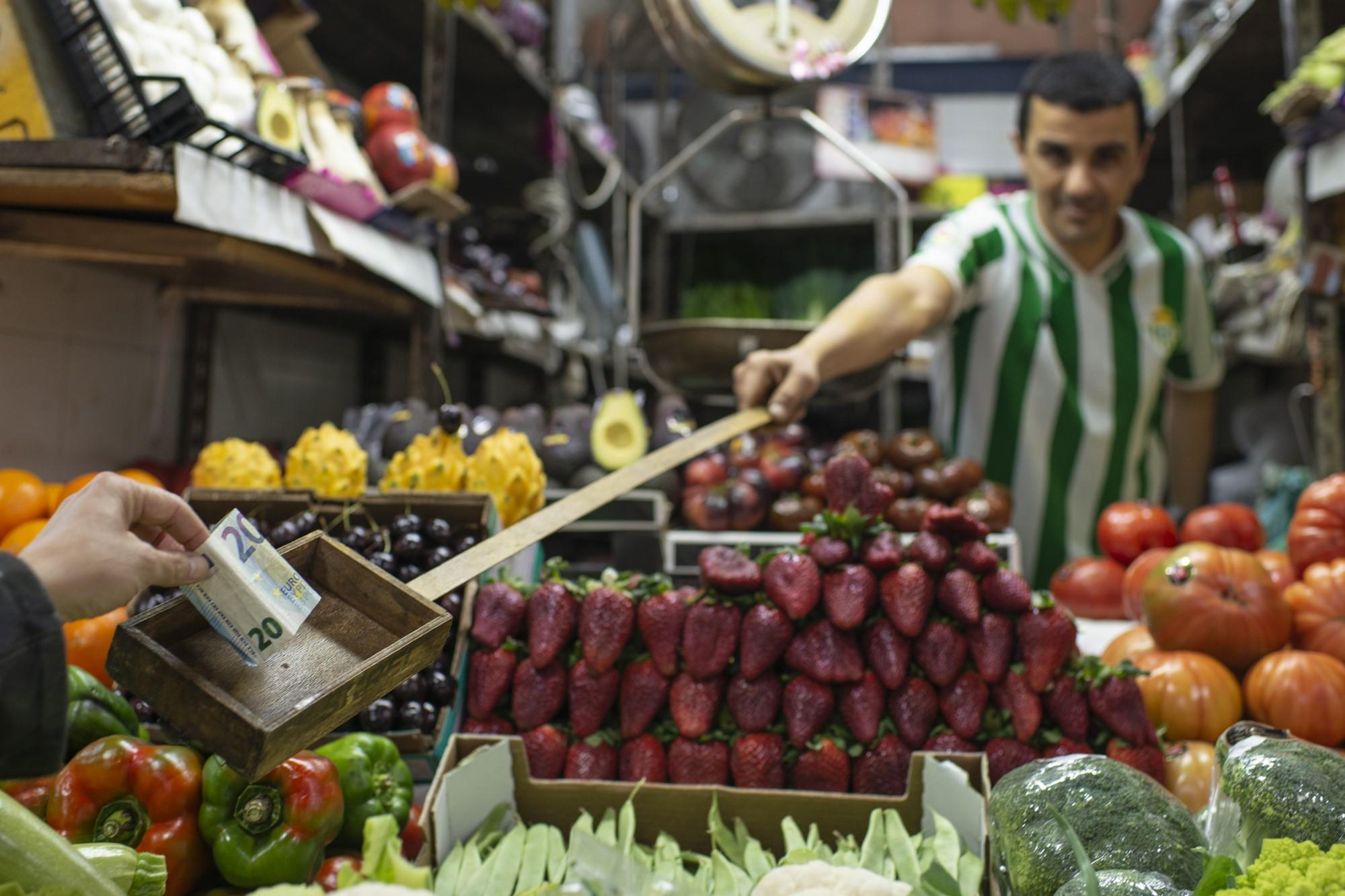 frutería mercado ceuta