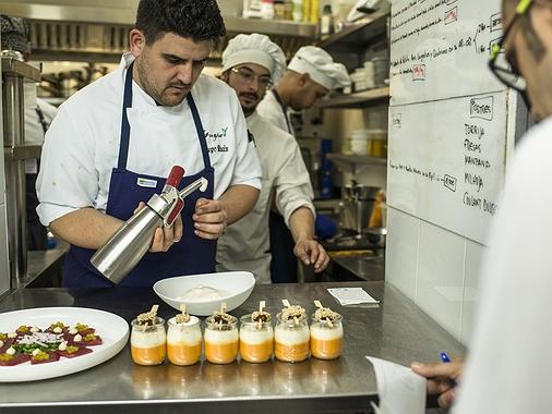 'Bugao': restaurante del chef Hugo Ruiz (Ceuta)