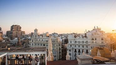 Azoteas y terrazas con vistas en Valencia donde comer y tapear