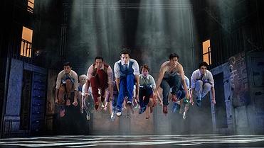 Musicales en Madrid: Gran Vía, el Broadway madrileño
