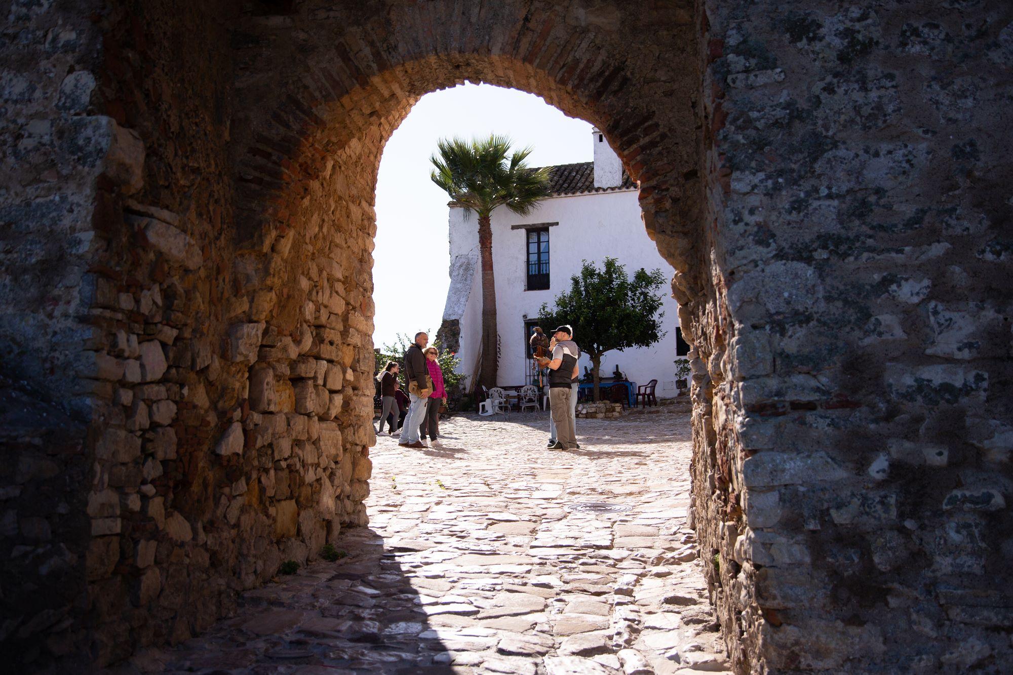 De los 200 residentes de Castellar solo 50 viven aquí durante todo el año.