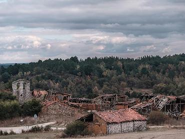 Ruta por los pueblos abandonados cerca de Calatañazor