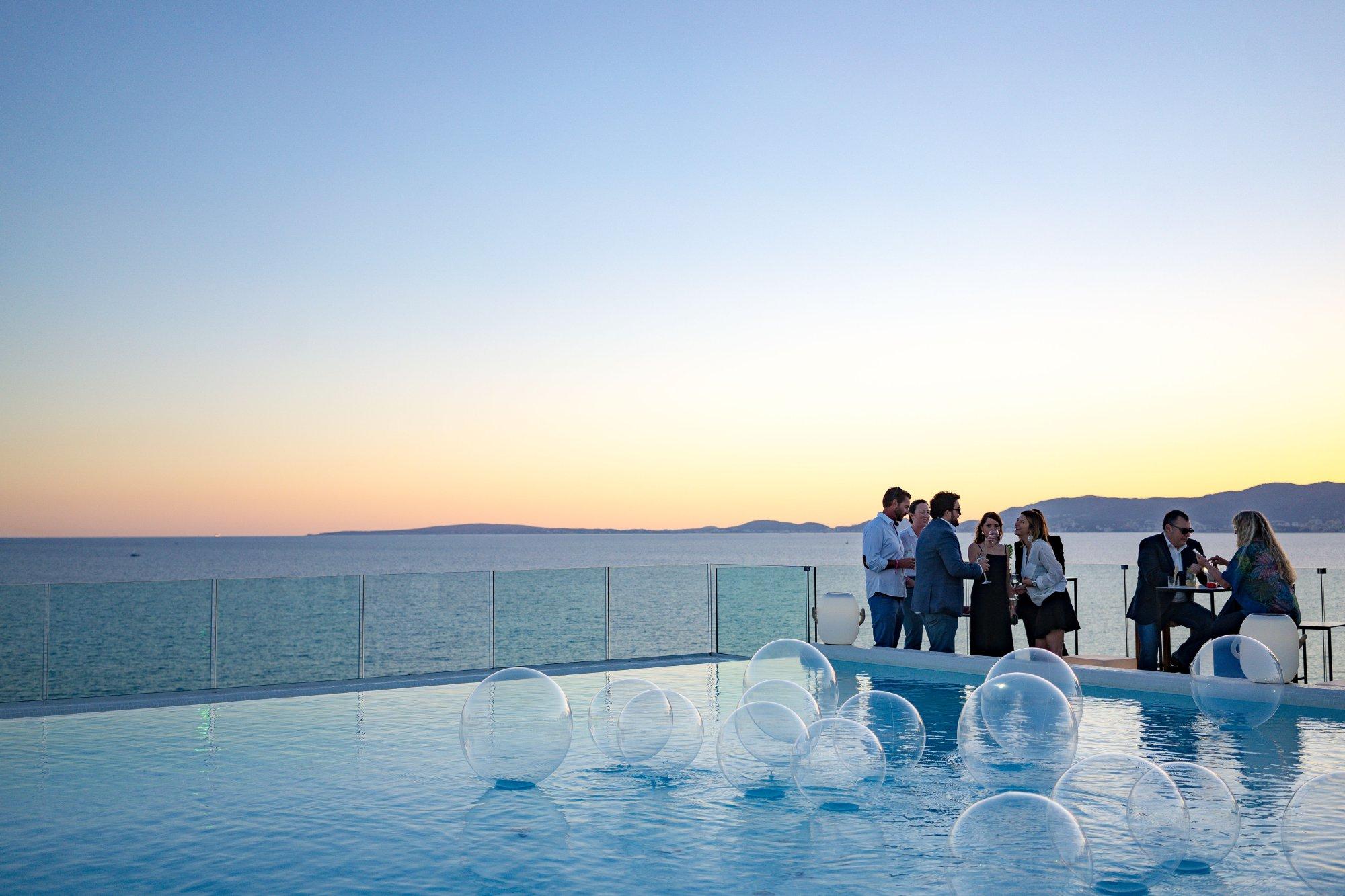 Terrazas Con Buenas Vistas En Palma De Mallorca Guía Repsol