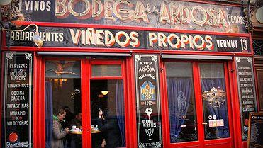 El vermú de Madrid