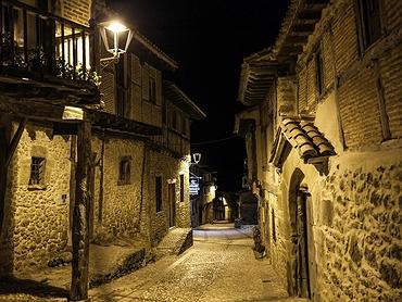 Ruta por el pueblo de Calatañazor (Soria)