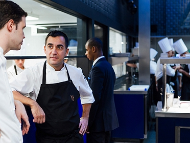 Paolo Casagrande ('Lasarte', Barcelona): sus restaurantes favoritos
