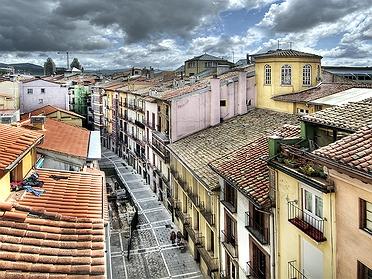 Ciudades en 48 horas - Pamplona