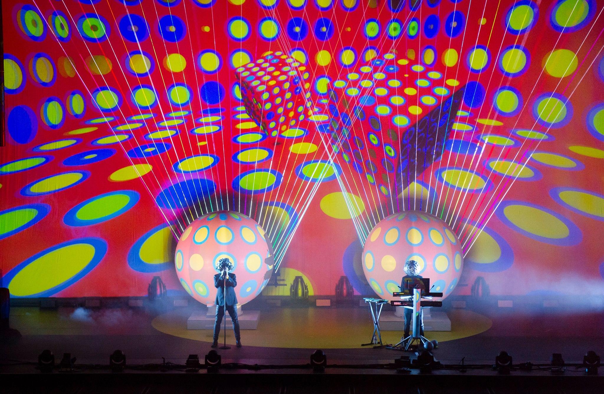 Las melodías de Pet Shop Boys son una buena apuesta para celebrar la llegada del año nuevo. Foto: Facebook Pet Shop Boys.