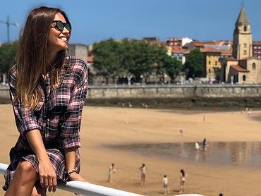 Lara Álvarez: sus destinos, restaurantes y hoteles favoritos