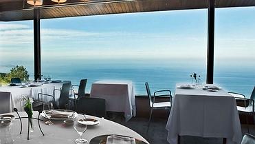 Visitas inigualables: restaurantes de altura