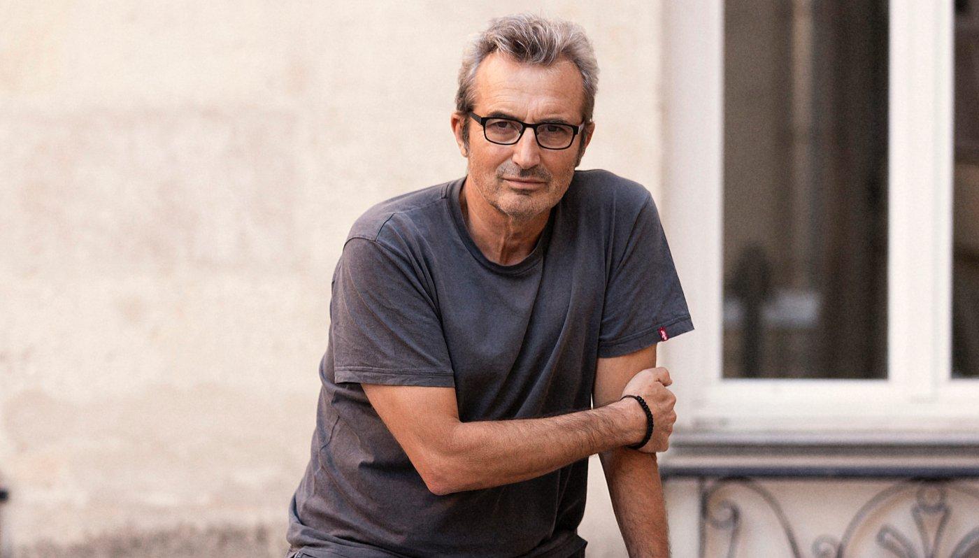 El director de cine y de la la Academia de las Artes y las Ciencias Cinematográficas. Foto: Enrique Cidoncha.