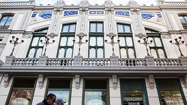 Ruta modernista en Zamora