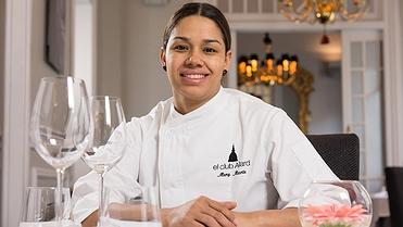María Marte, Mejor Jefe de Cocina 2014