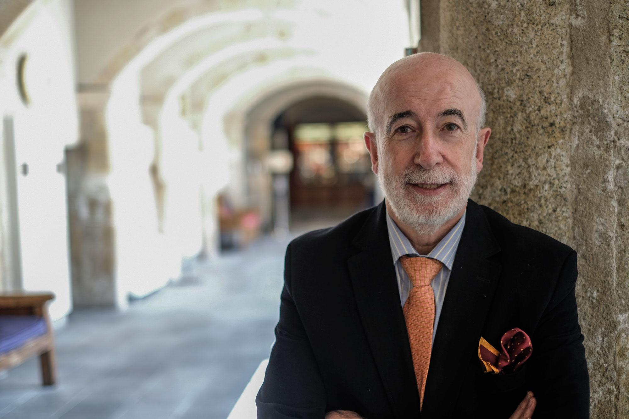 Director del Parador de Trujillo y de Cáceres, José Menguiano