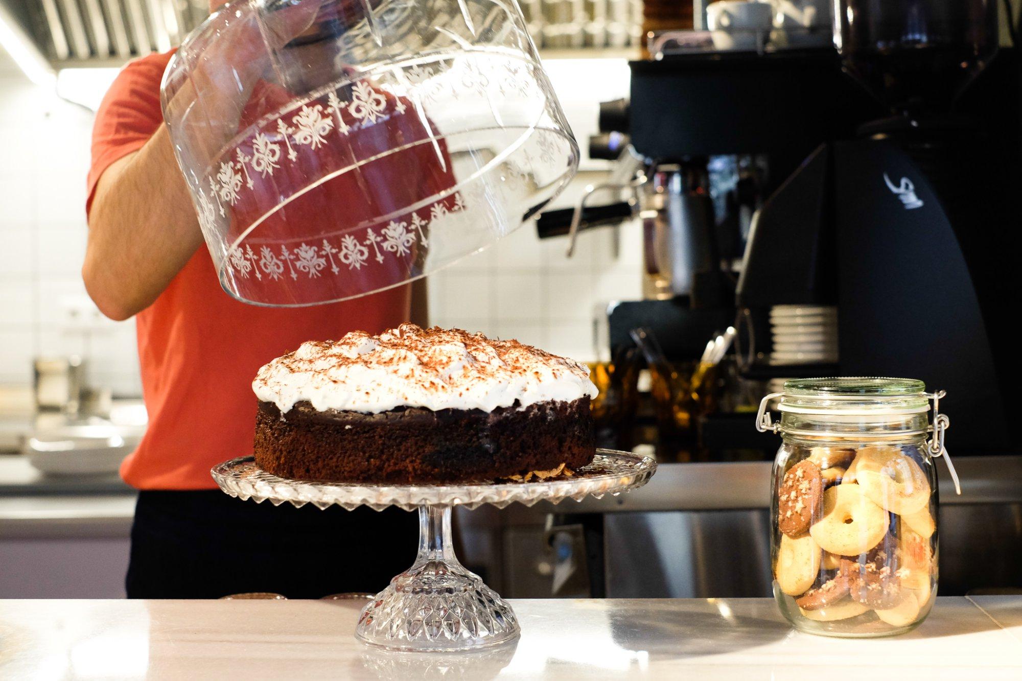 Nina Pasta Bar: postres