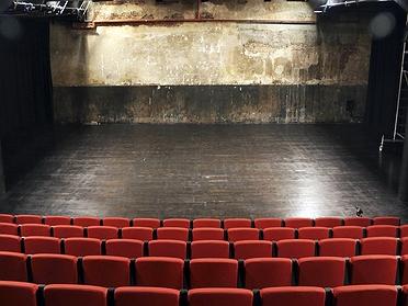 Pequeñas salas de teatro