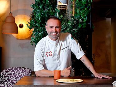 Rodrigo de la Calle ('El Invernadero'): sus restaurantes favoritos