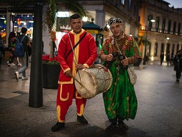 La Ceuta más musulmana: barrios, tiendas, edificios, cafeterías y restaurantes