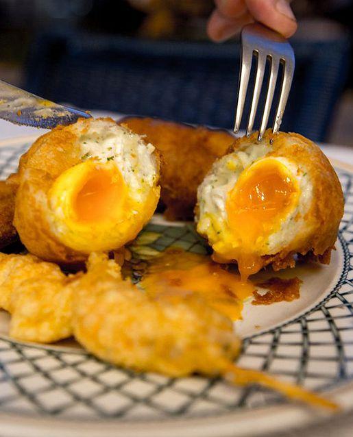 Ruta de pinchos fritos por Pamplona: bares recomendados