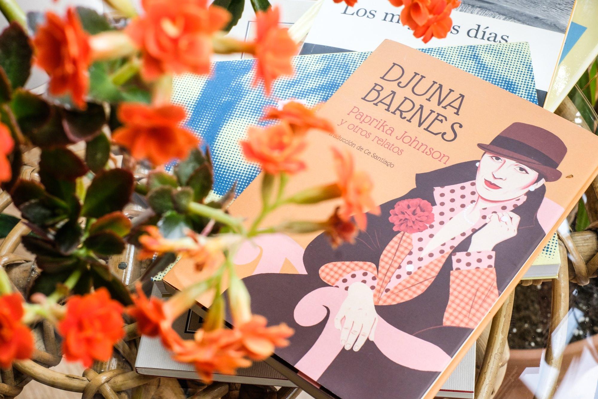 Djuna Barnes - Paprika Johnson y otros relatos
