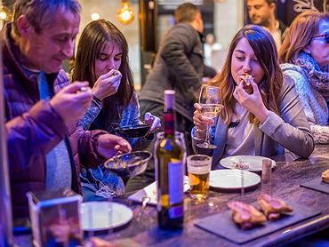Cinco rutas gastronómicas por España (Madrid Fusión)