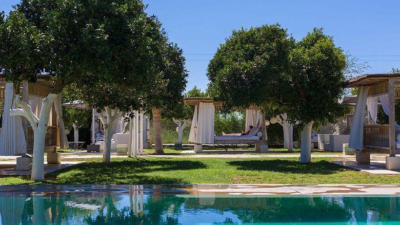 Hotel y spa Atzaró de agroturismo en Ibiza