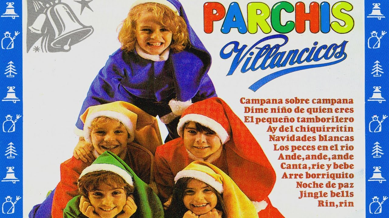 Además de entonar el célebre 'Cumpleaños feliz', los niños de Parchís gozaron de gran fama en los 80. Foto: Youtube.